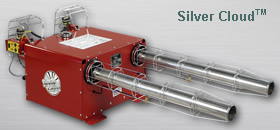 Silver Cloud - Thermal Fog Equipment